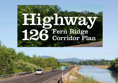 Highway 126 Fern Ridge Plan ODOT
