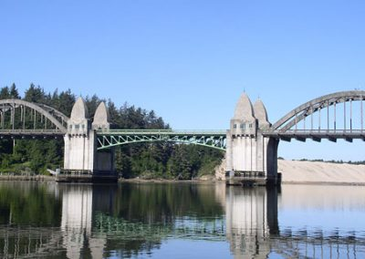 Siuslaw Bridge Protection Project